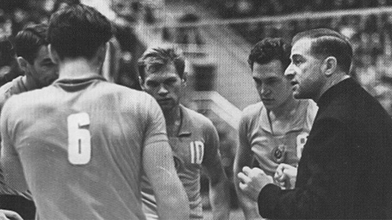 «Считаю победу на Олимпиаде в Токио своей». История топ-волейболиста и тренера Ахвледиани по прозвищу Царь