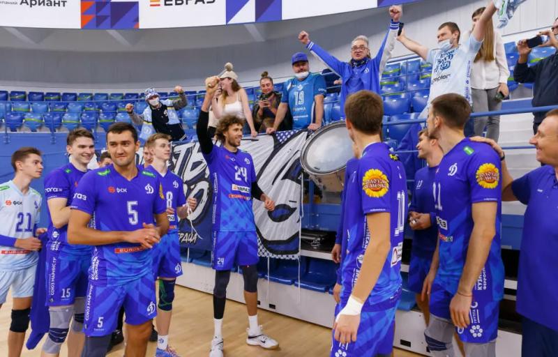 «Динамо» готовится удержать титул: стартует чемпионат России по волейболу
