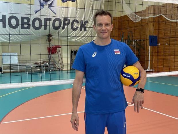 Иван Подребинкин: Волейбол для многих наших тренеров – война, для Саммелвуо он – игра