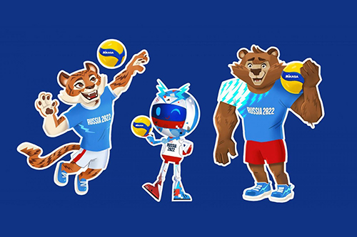 Tigre, robot u oso? ¿Quién será el principal cabecilla del Mundial 2022?
